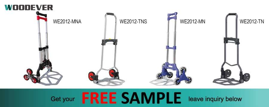 Leave an inquiry below to get free hand truck sample