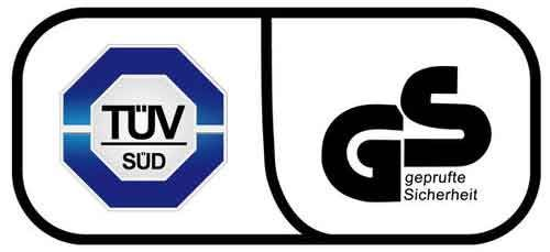 GS Certificated Hand Truck by TUV Nord